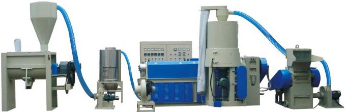 EVA 回收机 EVA recycling grinding equipment